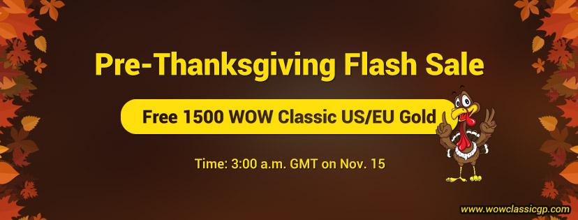 1500 Free cheap wow classic gold fast delivery for you to Enjoy WOW Classic Phase 2 Nov.15